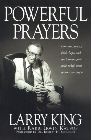 Larry King Book Powerful Prayers